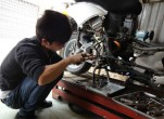Học nghề sửa xe máy miễn phí tại TPHCM